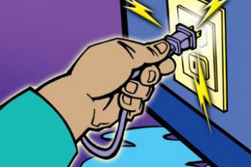 Safety electricity